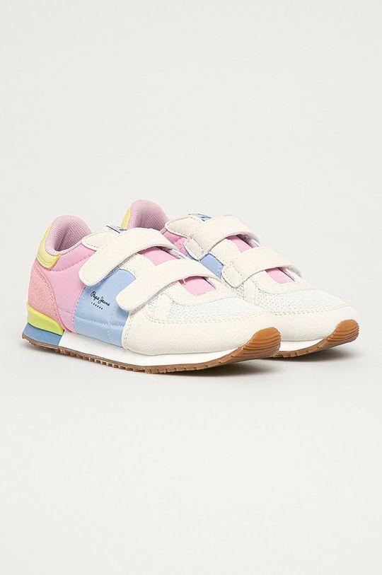 Pepe Jeans - Detské topánky Sydney viacfarebná