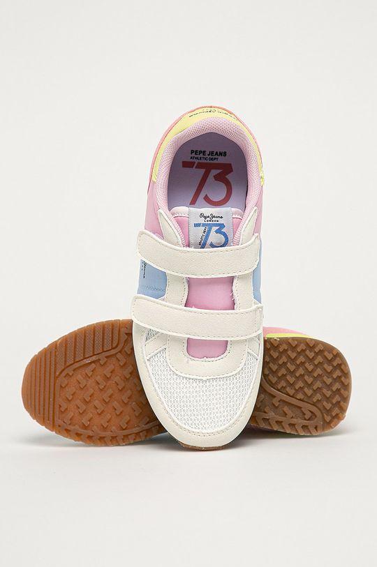 viacfarebná Pepe Jeans - Detské topánky Sydney