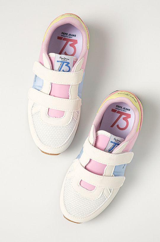 Pepe Jeans - Detské topánky Sydney Dievčenský