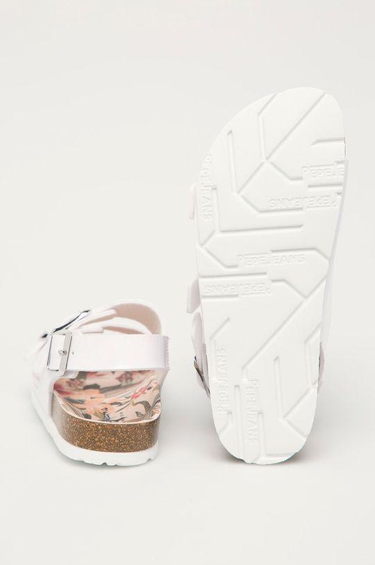 Pepe Jeans - Dětské sandály Bio Basic  Svršek: Umělá hmota Vnitřek: Textilní materiál Podrážka: Umělá hmota