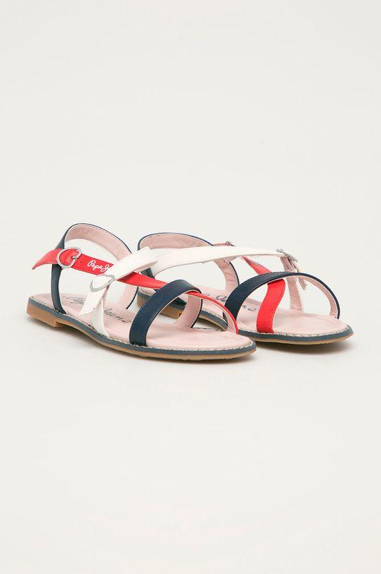 Pepe Jeans - Sandály Elsa Britt námořnická modř
