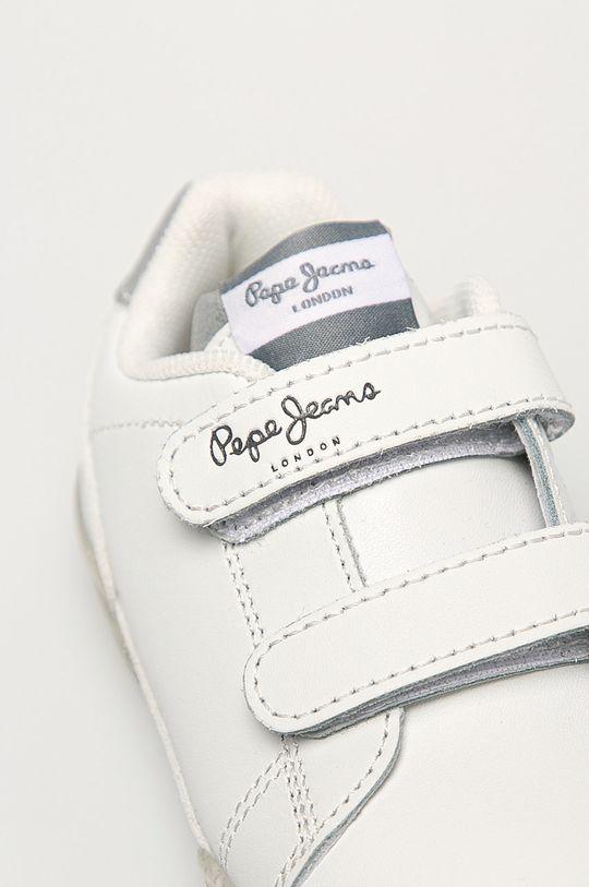 Pepe Jeans - incaltaminte din piele pentru copii Lambert De fete