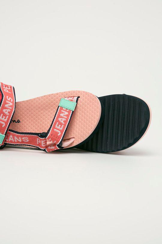 Pepe Jeans - Dětské sandály Pool Tape Girl Dívčí