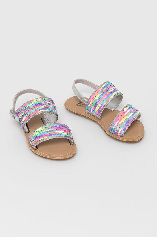 GAP - Sandały dziecięce multicolor