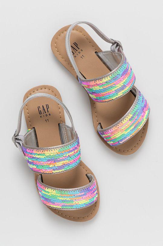 multicolor GAP - Sandały dziecięce