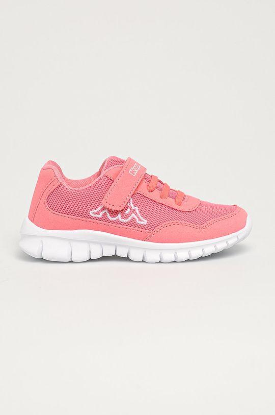 ostrá růžová Kappa - Dětské boty Follow Dívčí