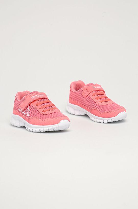 Kappa - Dětské boty Follow ostrá růžová