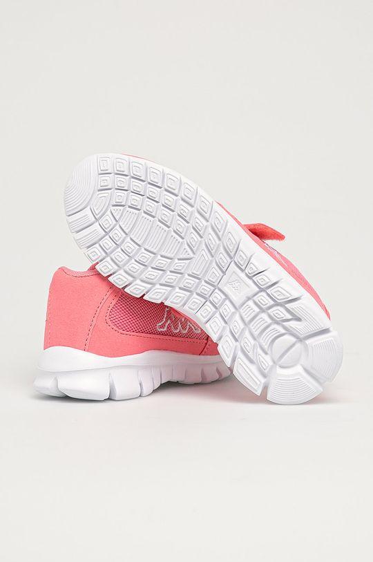 ostrá růžová Kappa - Dětské boty Follow