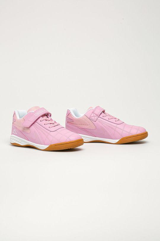 Kappa - Dětské boty Furbo růžová