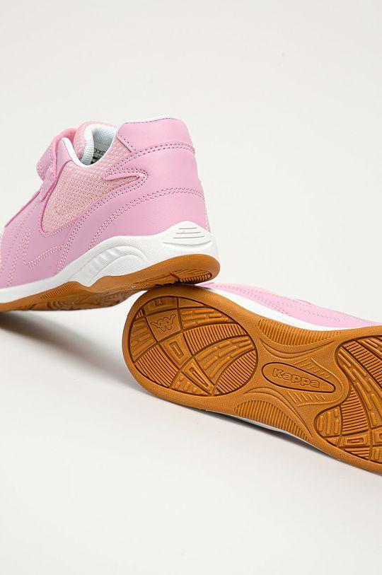Kappa - Dětské boty Furbo  Svršek: Umělá hmota, Textilní materiál Vnitřek: Textilní materiál Podrážka: Umělá hmota