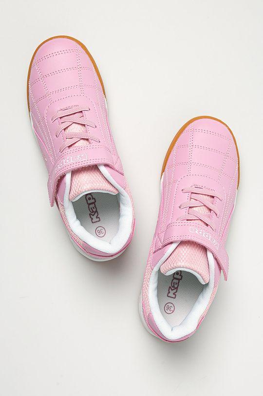 růžová Kappa - Dětské boty Furbo