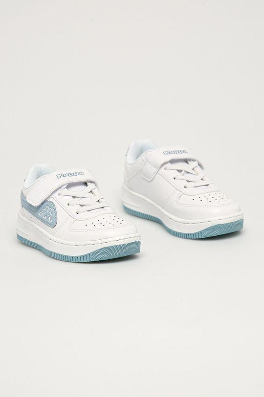 Kappa - Dětské boty Bash bílá
