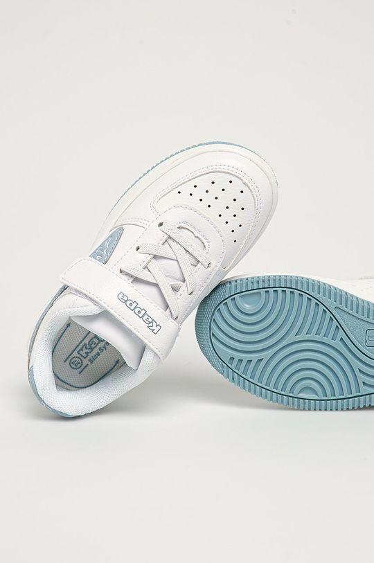 bílá Kappa - Dětské boty Bash
