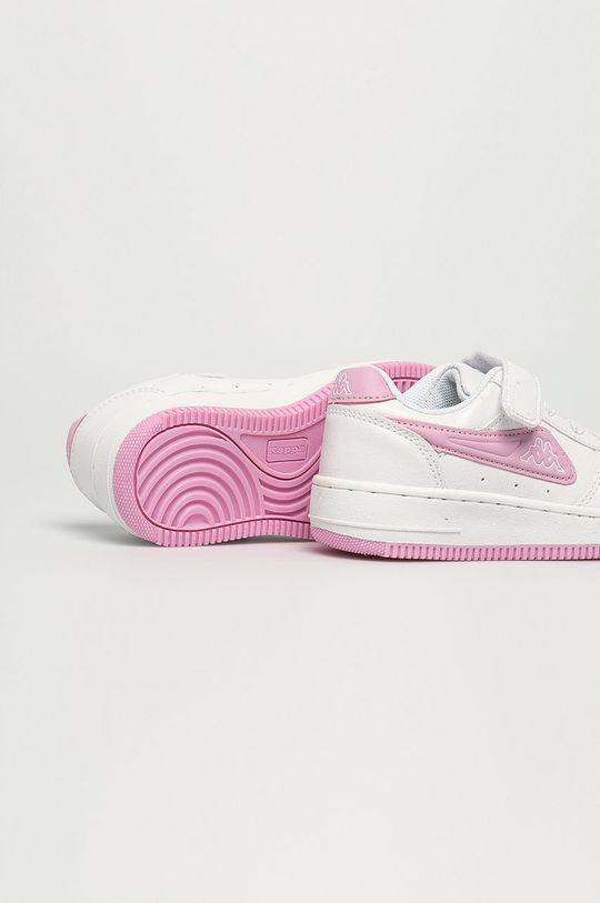 růžová Kappa - Dětské boty Bash
