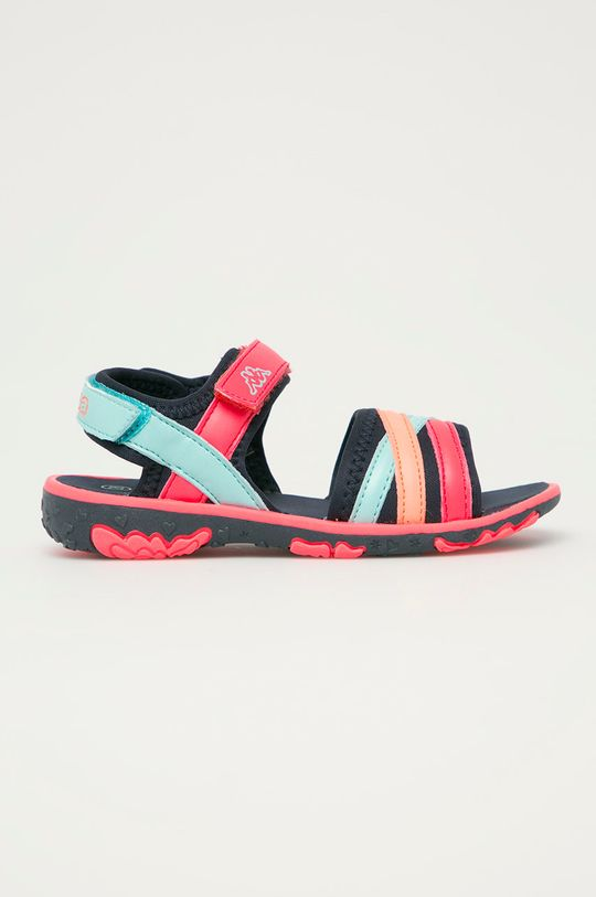námořnická modř Kappa - Dětské sandály Dívčí