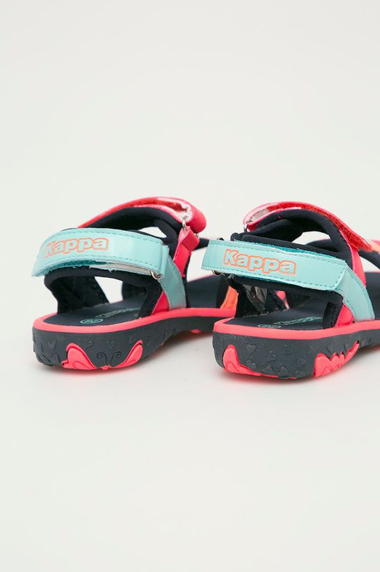 Kappa - Dětské sandály  Svršek: Umělá hmota Vnitřek: Textilní materiál Podrážka: Umělá hmota