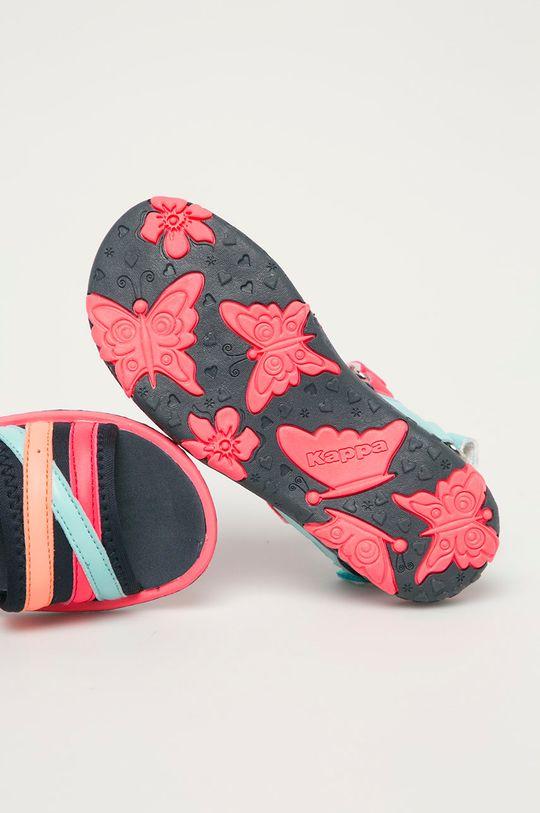námořnická modř Kappa - Dětské sandály