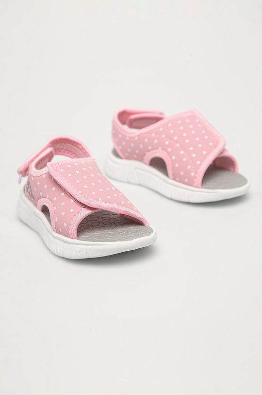 Kappa - Dětské sandály Kayo růžová