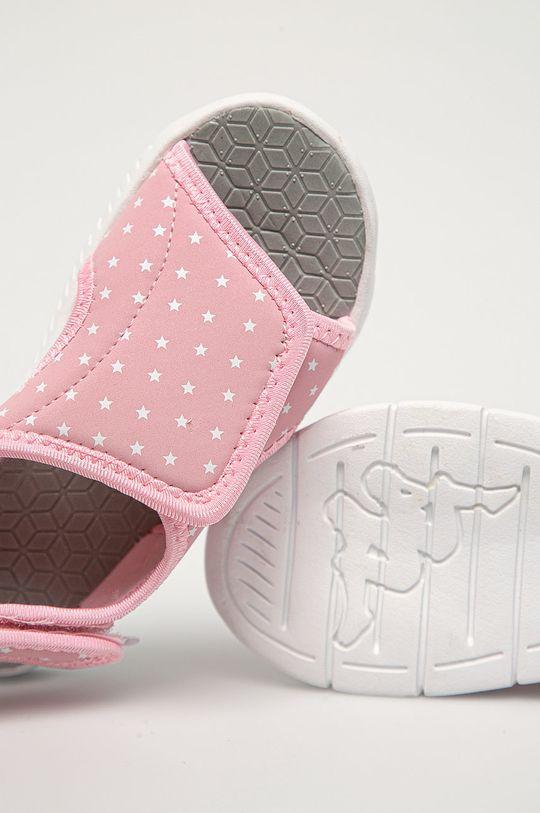 růžová Kappa - Dětské sandály Kayo