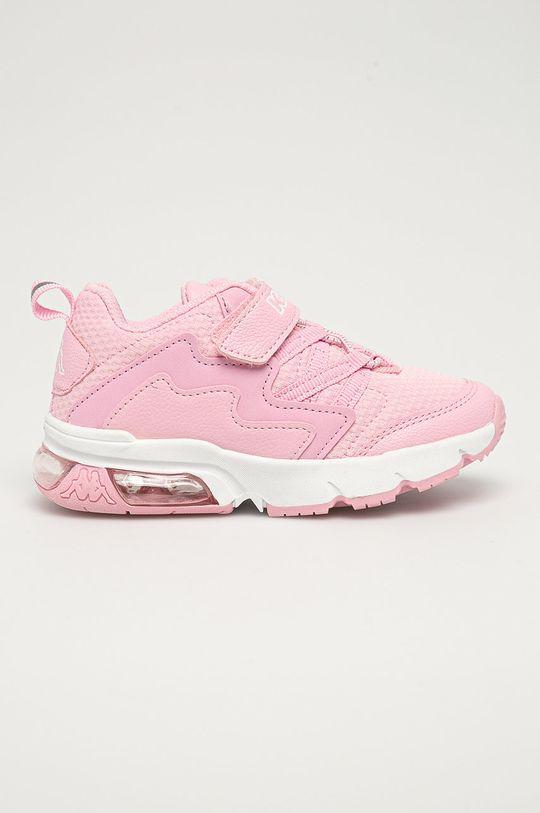 ružová Kappa - Detské topánky Yaka Dievčenský