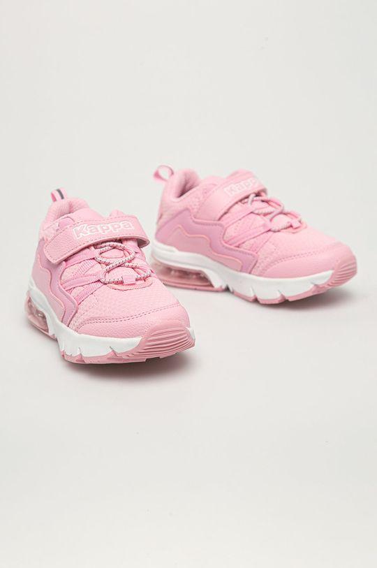 Kappa - Detské topánky Yaka ružová