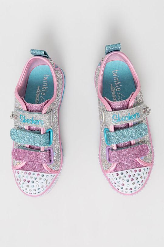 Skechers - Buty dziecięce Dziewczęcy