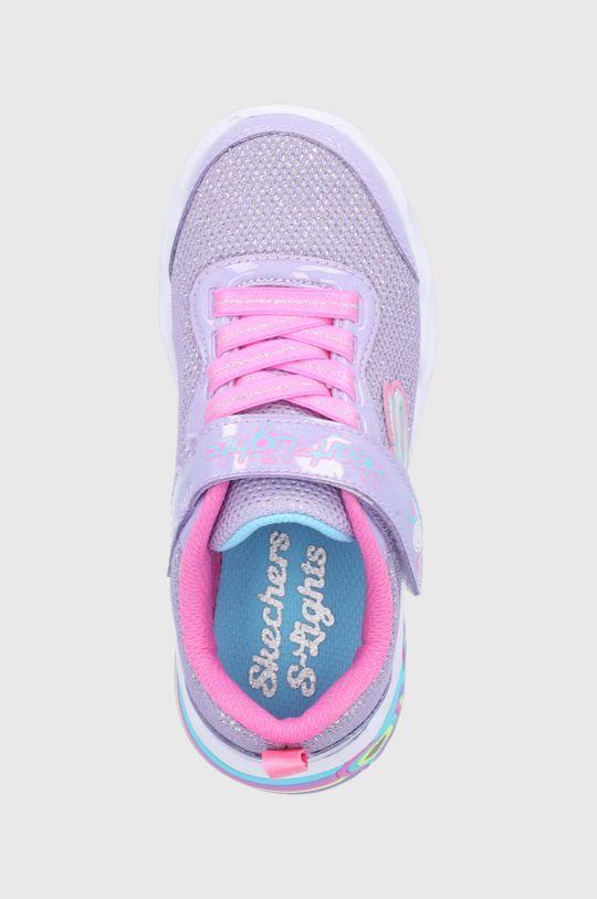 lavanda Skechers - Pantofi copii