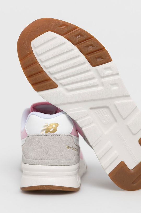 New Balance - Detské topánky GR997HHL  Zvršok: Syntetická látka, Textil Vnútro: Textil Podrážka: Syntetická látka