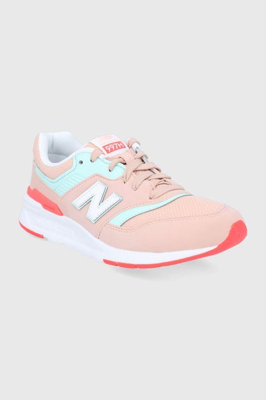 New Balance - Pantofi copii GR997HSG roz