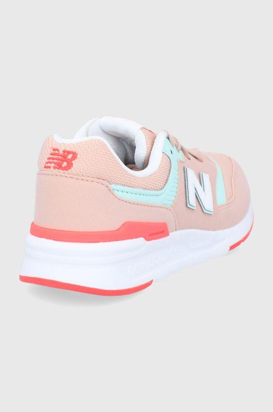 New Balance - Pantofi copii GR997HSG  Gamba: Material textil Interiorul: Material textil Talpa: Material sintetic