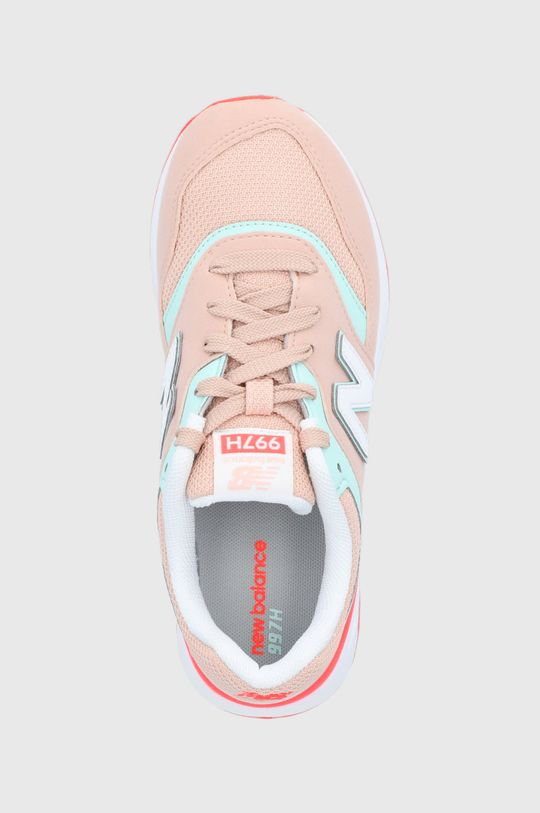 roz New Balance - Pantofi copii GR997HSG