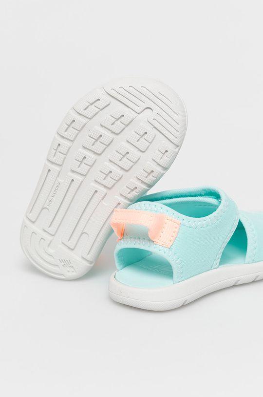 New Balance - Sandale copii IOCRSRMT  Gamba: Material textil Interiorul: Material textil Talpa: Material sintetic