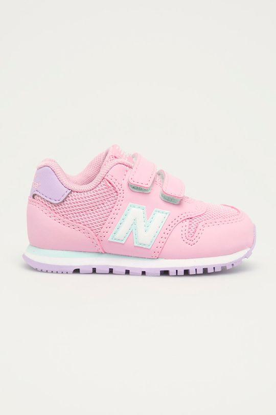 růžová New Balance - Dětské boty IV500WPB Dívčí