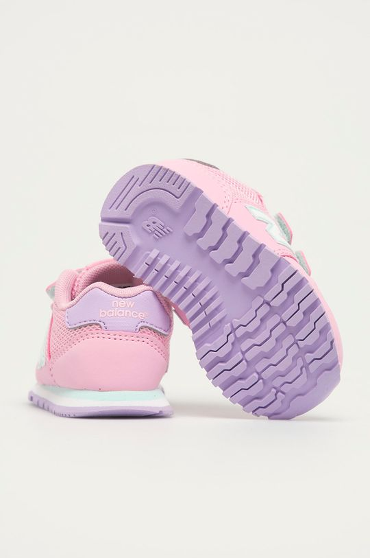 New Balance - Dětské boty IV500WPB  Svršek: Umělá hmota, Textilní materiál Vnitřek: Textilní materiál Podrážka: Umělá hmota