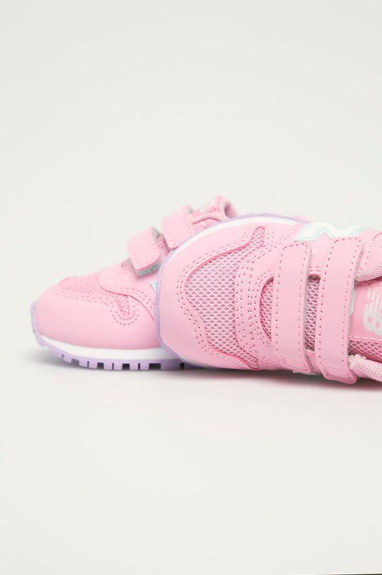růžová New Balance - Dětské boty IV500WPB