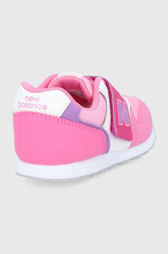New Balance - Dětské boty IZ996MPP  Svršek: Umělá hmota, Textilní materiál Vnitřek: Textilní materiál Podrážka: Umělá hmota