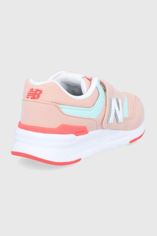 New Balance - Detské topánky PZ997HSG  Zvršok: Textil Vnútro: Textil Podrážka: Syntetická látka