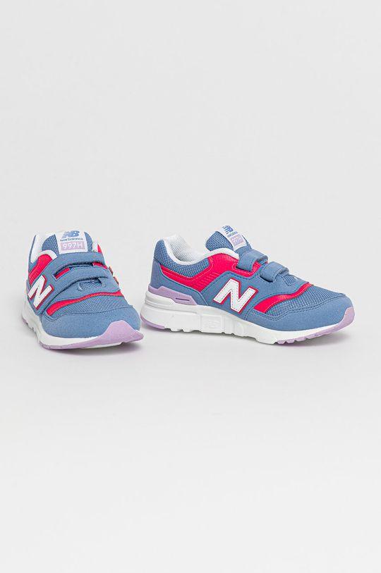 New Balance - Buty dziecięce PZ997HSP fioletowy
