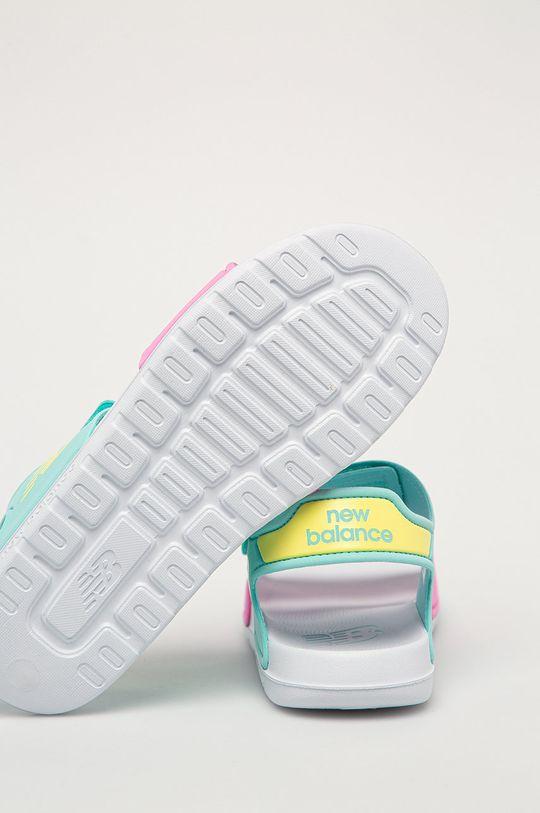 New Balance - Dětské sandály YOSPSDCY  Svršek: Textilní materiál Vnitřek: Umělá hmota Podrážka: Umělá hmota
