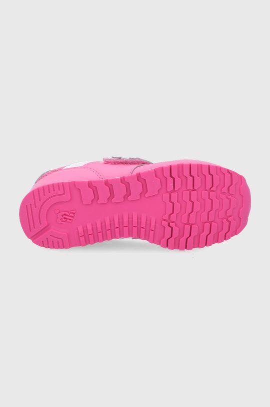 New Balance - Buty dziecięce YV393BPK Dziewczęcy