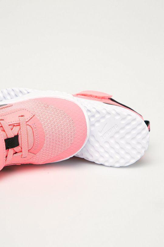 ružová Nike Kids - Detské topánky Revolution 5