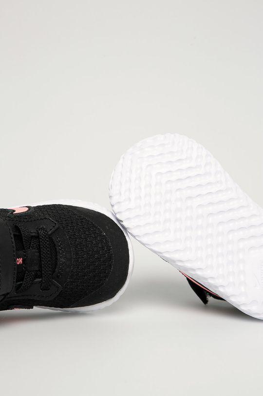 černá Nike Kids - Dětské boty Revolution 5