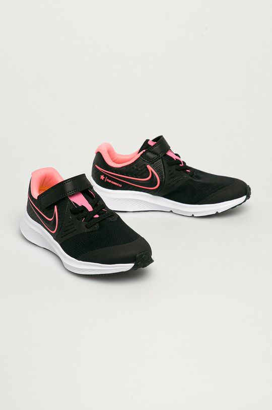 Nike Kids - Topánky Star Runner 2 čierna
