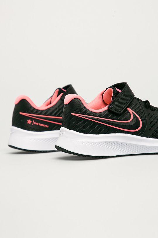 Nike Kids - Topánky Star Runner 2  Zvršok: Syntetická látka, Textil, Prírodná koža Vnútro: Textil Podrážka: Syntetická látka