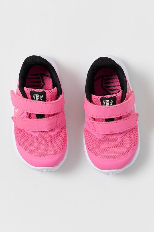 sýto ružová Nike Kids - Detské topánky Star Runner 2