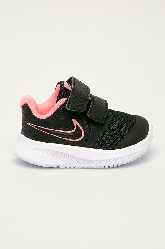 černá Nike Kids - Dětské boty Star Runner 2 Dívčí