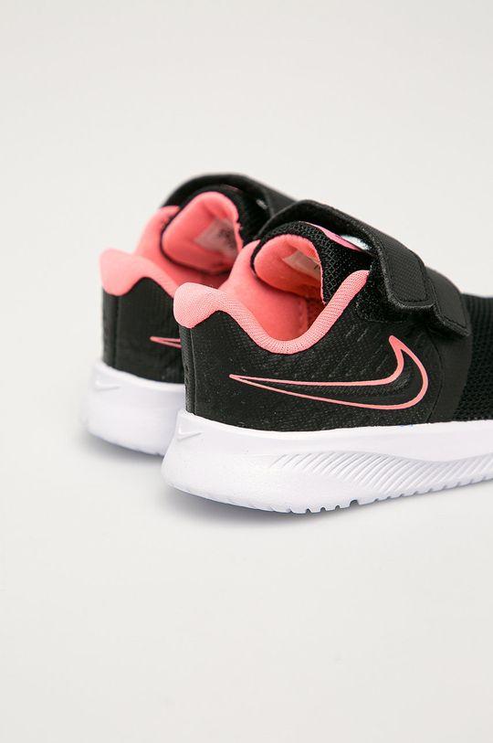Nike Kids - Dětské boty Star Runner 2  Svršek: Umělá hmota, Textilní materiál Vnitřek: Textilní materiál Podrážka: Umělá hmota