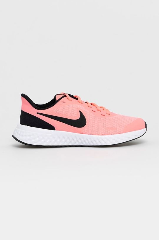 ostrá růžová Nike Kids - Dětské boty Revolution 5 Dívčí