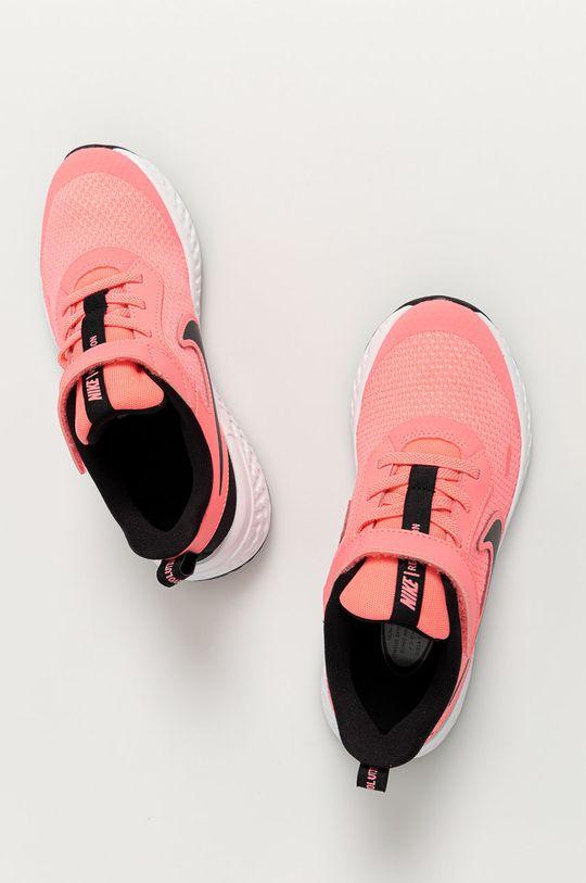 Nike Kids - Dětské boty Revolution 5 Dívčí