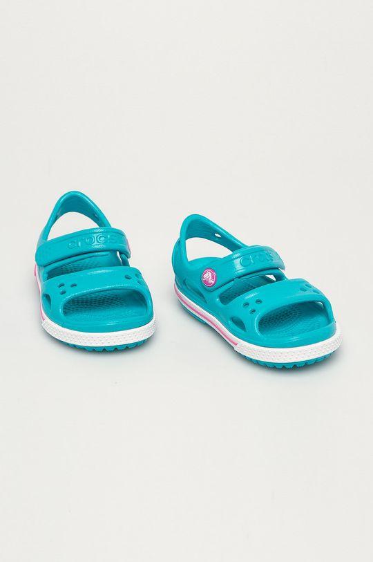 Crocs - Sandały dziecięce morski